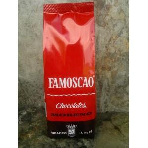 Chocolate en polvo FAMOSCAO